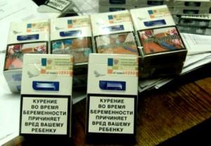 Ярославская полиция пресекла продажу контрафактных сигарет