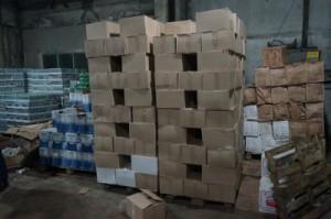 В Приморье полицейские изъяли из незаконного оборота 100 тонн алкогольной продукции