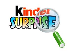 Поддельные вкладыши и игрушки из шоколадных яиц «Kinder Surprise»