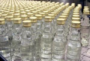 Как отличить поддельную(палёную) водку?