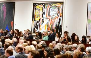 Сестры американского художника Жана-Мишеля Баския обвинили Christie's в продаже подделок