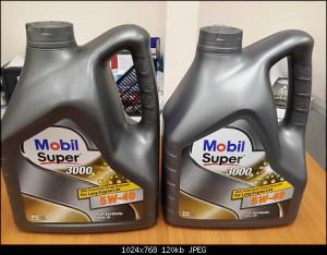 Внимание! Поддельное масло Mobil!