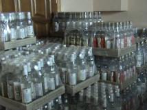 В Воронеже изъята партия контрафактного алкоголя на 5 с половиной миллионов рублей