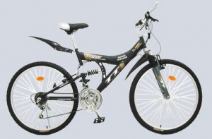 Поддельный дешёвый велосипед изнутри (типичные признаки подделки)