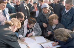 В Подмосковье две управляющие компании подделывали подписи жителей