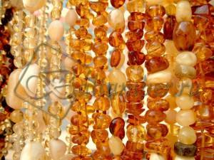 Как отличить янтарное изделие от подделок. Искусственный янтарь