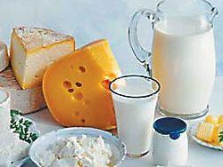 Почти половина молочных продуктов — подделка