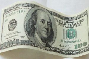 В Воркуте обнаружены поддельные 100-долларовые купюры