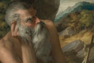 «Святой Иероним» Пармиджанино оказался современной подделкой