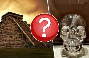 Загадочные хрустальные черепа майя: обрядовый реквизит жрецов илиподделка археологов?