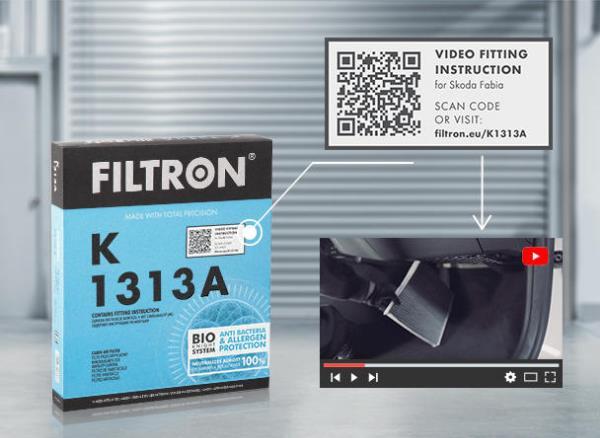 Filtron выпускает ряд обучающих видеоматериалов
